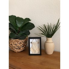Macramé home decor