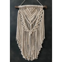 Large Macrame wall hanging Druiven - tapestry
