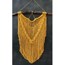 Large Macrame wall hanging Hatmi