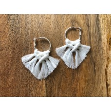 Macraméy earrings