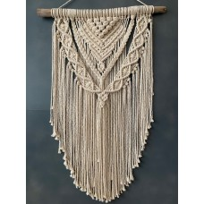 Macrame wall hanging Druiven - tapestry